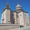 High On A Hill Overlooking The Pueblo, The Santuario de La Virgen de Guadalupe