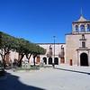 Part Of The Complex With An Antique  Capilla Known As 'Virgen de la Purisima Concepcion'