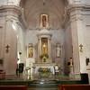 The Elegant Altar Of The Santuario