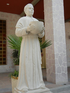 A Monument To The Saint