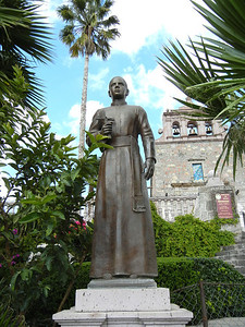 Santo Toribio Romo, A Martyr, Was Born In Santa Ana de Guadalupe