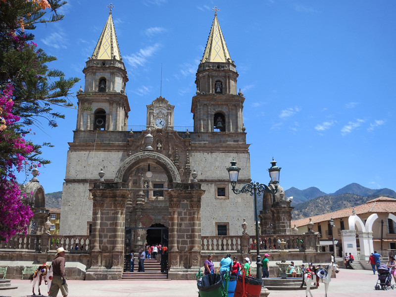 The Basilica de Nuestra Senora de Talpa