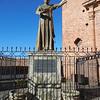 A Monument To Ciprano Gonzalez Jimenez