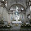 The Main Altar Is Constructed Of White Marble From Carrera, Italy