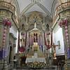 The Interesting Interior Of The Santuario