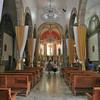 The Pleasant Interior Of The Parroquia