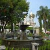 The Fountain Of Jardin Hidalgo