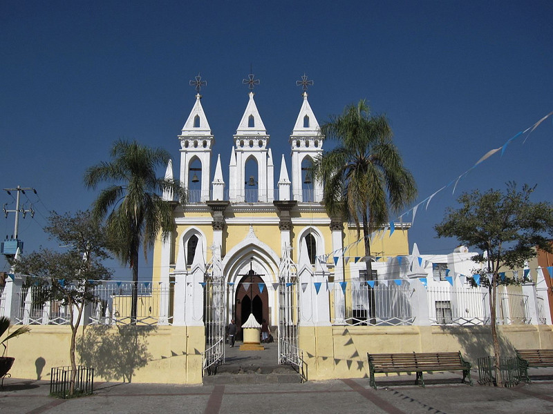 Tonala In The State Of Jalisco