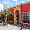 A Colorful LIttle Casa In The Center Of Tonala