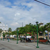 The Main Plaza Of Tonala