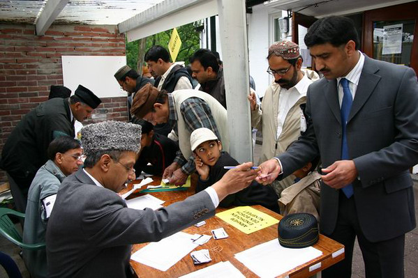 Jalsa Registration