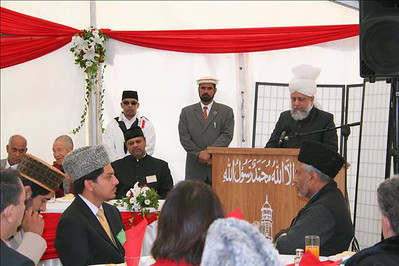 Address by Huzur