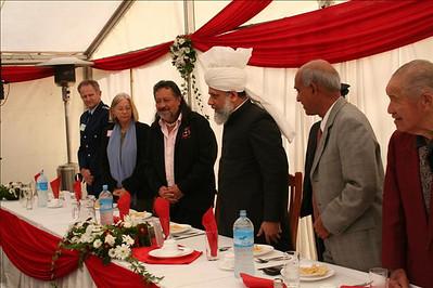 VIPs with Huzur