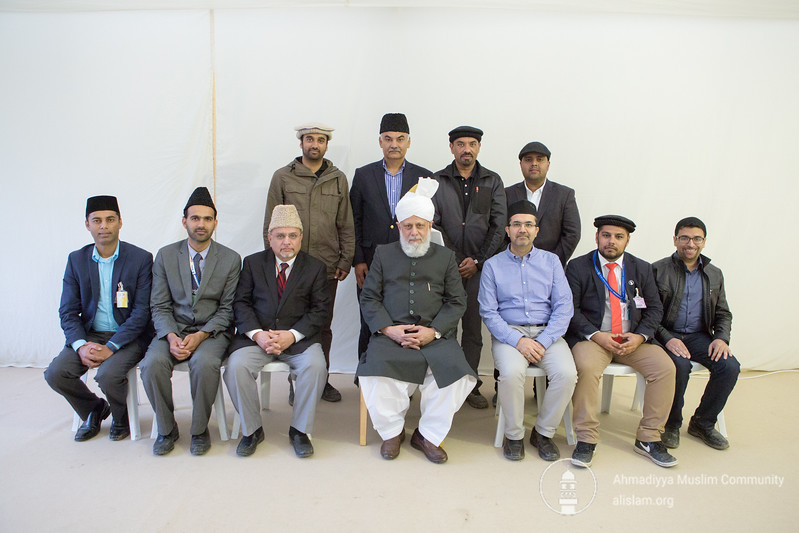 alislam.org team group photo