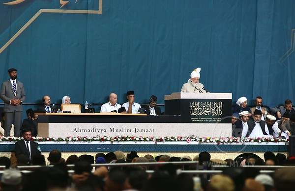 Day 2 of Jalsa Salana