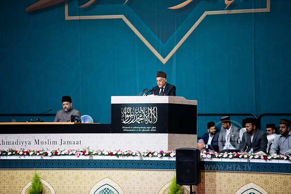 Day 3 of Jalsa Salana