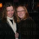 Sheri Ferguson and Krista Calhoun.