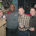 Judd Hendrix, Micah Chandler, John Stevens and Tyler Allen.