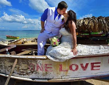 Couples Swept Away Weddings