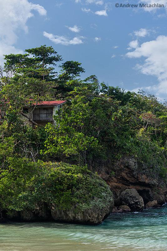 Frenchman's Cove near Port Antonio, Jamaica