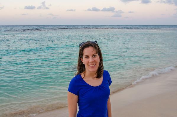 Cassie in Jamaica