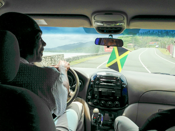 Need a tour guide and driver in Jamaica? Call Tony!