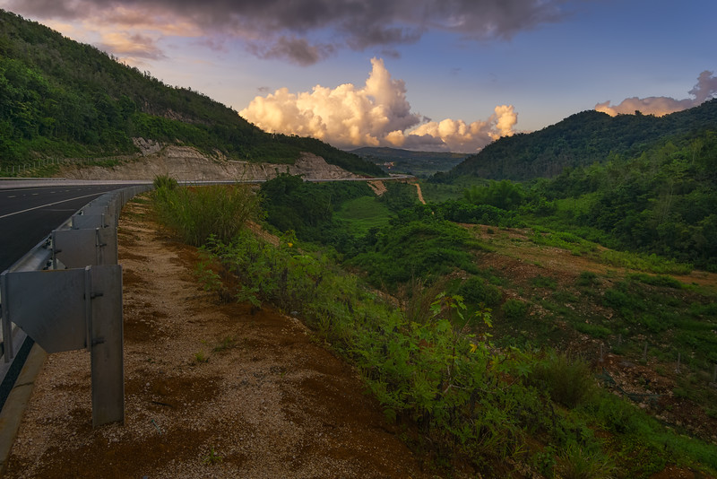 Along the North South Highway, St Ann, Jamaica.