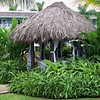 Couples Negril garden gazebo.<br /> <br /> For more inforation on Couples Negril or any of the Couples resorts, please contact Romance@SandnSunvacations.com