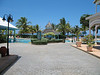 View from square of pool and ocean- Grand Lido Braco, Jamaica