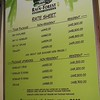 Mystic Mtn Jamaica rate sheet