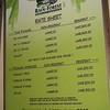 Mystic Mtn Jamaica rate sheet