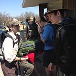 Backpacking - Zink Shakedown 4/5/2014