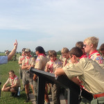 Jambo2013 - Gettysburg & Travel Home