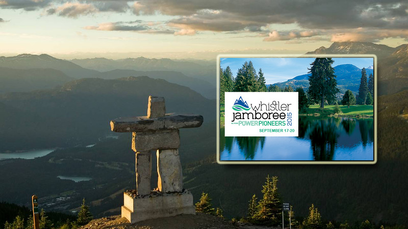 2015 Whistler Jamboree - Another roaring succes.