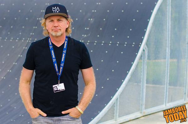 Summit Skatepark Designer Aaron Spohn