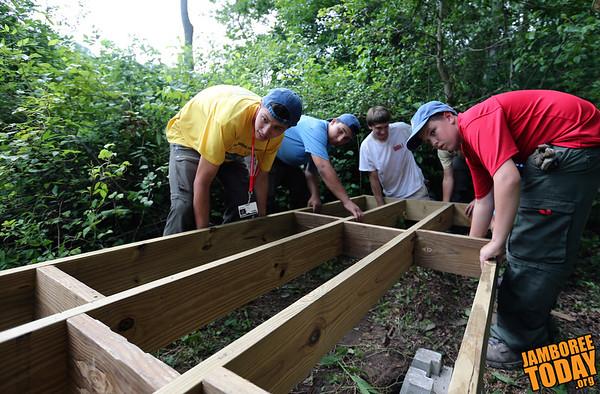 Building the Boardwalk