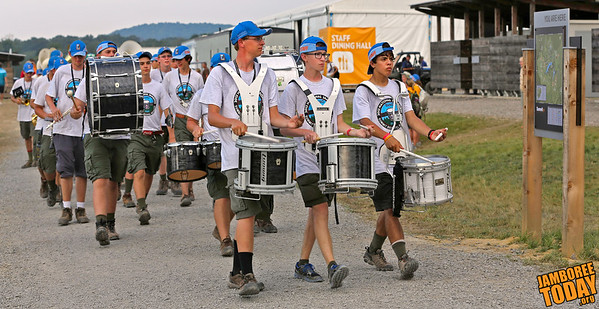 Setting the Jamboree Beat