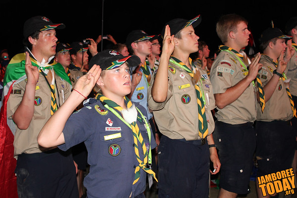 The (World's) Scout Oath