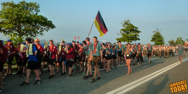 Welcome to the 2015 World Scout Jamboree