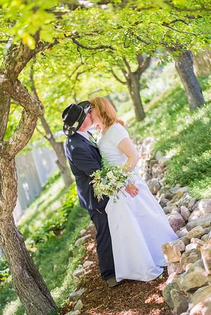 James + Anne Wedding Day