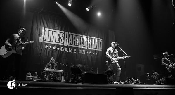 James Barker Band   Royal Theatre   Victoria BC