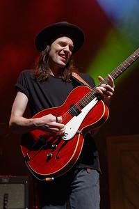 James Bay live at Fillmore Detroit on 10-4-16.  Photo credit: Ken Settle