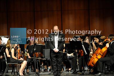 2012-12-20 James Caldwell HS Winter Concert