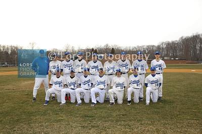 2013-4-1 James Caldwell HS Baseball FR
