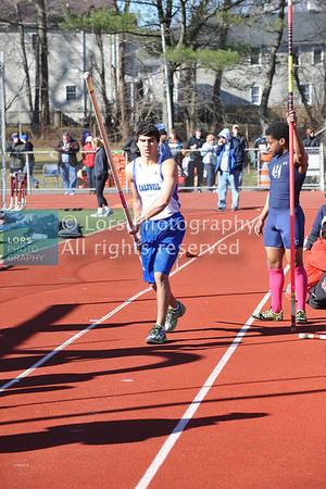 2013-4-6 James Caldwell HS Spring Track
