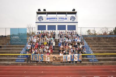 2013-10-16 James Caldwel HS Sr Group Candid