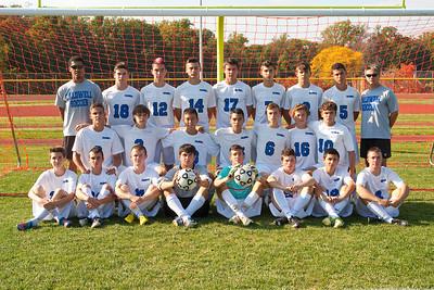 2013-10-2 James Caldwell Boys V Soccer