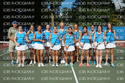 2015-09-11 James Caldwell HS Girls V Tennis