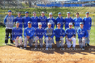 2016-3-26 James Caldwell Boys Freshman Baseball