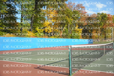 2016-10-19-16 James Caldwell HS Girls V JV Tennis Team